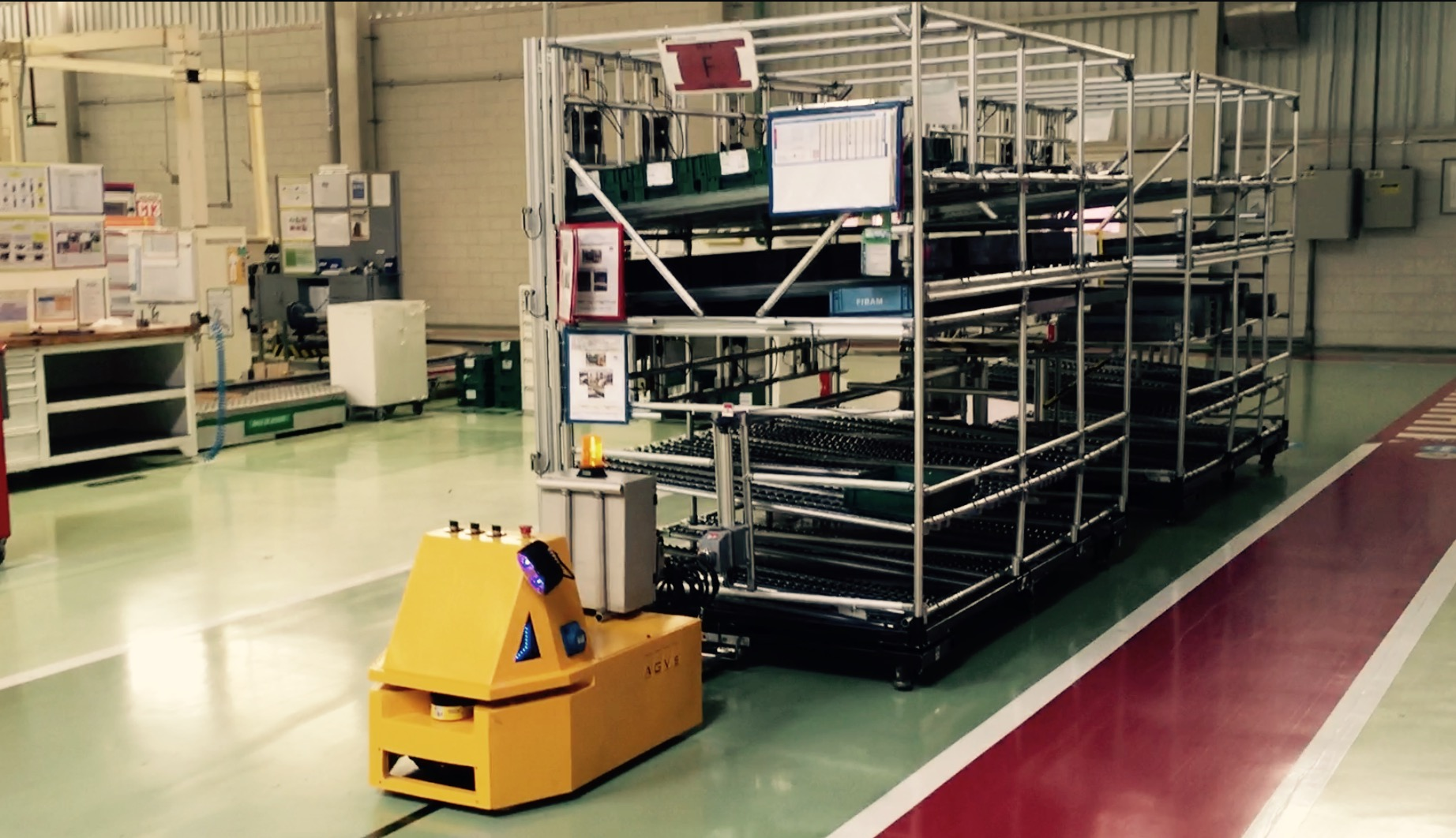 agvs automated guided vehicle solutions
